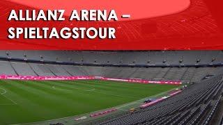 Download Allianz Arena Tour Video