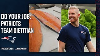Download What It Takes to Feed the New England Patriots | Do Your Job Video