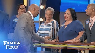 Download BOZO'S sure been CLOWNING AROUND! | Family Feud Video