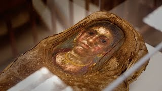 Download Paint the Eyes Softer: Mummy Portraits from Roman Egypt | Opening Jan 13 | The Block Museum Video