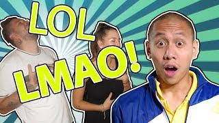 Download REACTING TO MIKEY BUSTOS! ENGLISH IN THE PHILIPPINES! VLOG! Video