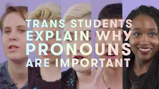 Download Why Gender Pronouns Matter Video