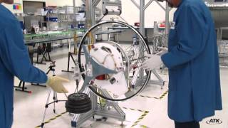 Download GOES-R Magnetometer Boom Hot Thermal Deployment Video