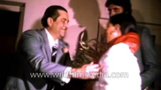 Download Bollywood Celebrity Party with the Kapoors in 1980's Bombay - Zeenat Aman and Dimple Kapadia Video