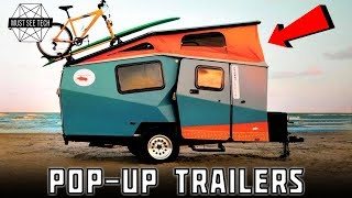 Download 8 Best Pop-up Trailers and Camper Gadgets You Must See in 2019 Video