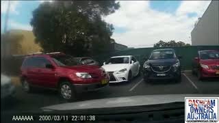 Download Instant Karma - Impatient Driver accidentally throws money away. Video