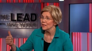 Download Warren gives Trump an 'F' on first 100 days Video