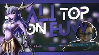 Download TFBlade | TOXIC ALI TOP ON EUW Video