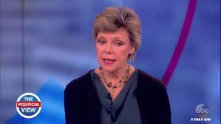 Download Cokie Roberts Talks Inauguration, Melania Trump As First Lady, Washington Fashion | The View Video