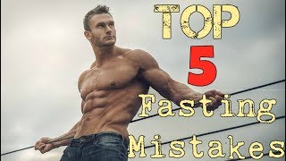 Download Intermittent Fasting: Top 5 Mistakes- Thomas DeLauer Video