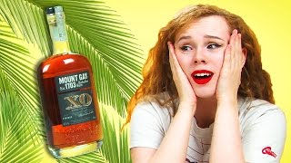 Download Irish People Taste Test Caribbean Rum Video