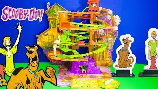 Download Unboxing and Playing the Scooby Doo Mystery Mine Game with the Assistant Video