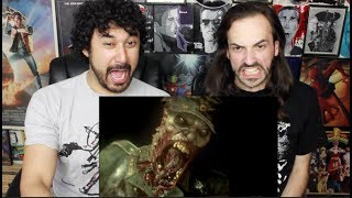 Download Official CALL OF DUTY®: WWII Nazi Zombies Reveal TRAILER REACTION!!! Video