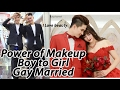 Download Makeup Transformation Boy To Girl - Makeup Tutorial Married ( Full Video No Edit ) Video