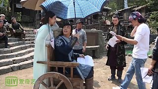 Download [BTS] Zhao Li Ying & William Chan - Sharing an Umbrella Video
