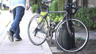 Download Boomerang Cyclotrac - Bicycle Anti-Theft GPS Device Video