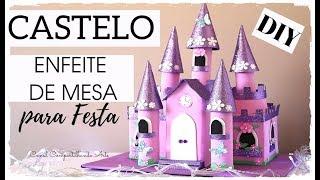 Download Como fazer ENFEITE DE MESA para FESTA INFANTIL usando material reciclável ft Maria Figueiredo Video