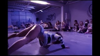 Download Choreo by Shoshina Katerina // JBalvin - Machika // twerk Video