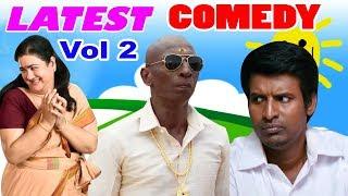 Download Latest Tamil Comedy Collection | Tamil Comedy Scenes 2017 | Vol 2 | Soori | Rajendran | Urvashi Video