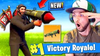 Download *NEW* LEGENDARY GUIDED MISSILE GAMEPLAY in Fortnite: Battle Royale! Video
