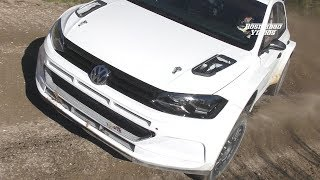 Download Rali Pedro Meireles VW POLO GTI R5 Fafe (Pure Sound Test) FullHD Video