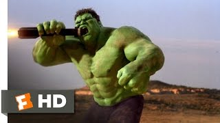 Download Hulk (2003) - He's Got My Missile Scene (9/10) | Movieclips Video