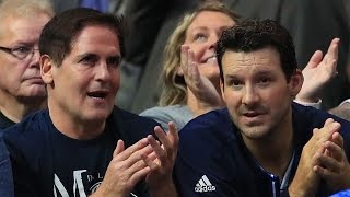 Download Tony Romo Stunt Shows NBA Is 'Headed Down A Bad Path' | The Dan LeBatard Show With Stugotz Video