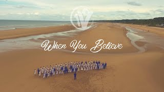 Download ″When You Believe″ cover by One Voice Children's Choir Video