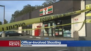 Download Large Law Enforcement Presence At Carmichael Store After Deputy-Involved Shooting Video