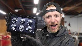 Download 2JZ BRZ Pt 12 - DIY $60 Digital Display Video
