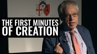 Download The First Three Minutes of Creation - Professor Joseph Silk FRS Video