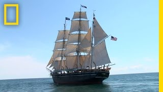 Download 173-Year-Old Whaling Ship Returns to Save Whales | National Geographic Video