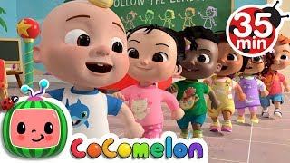 Download Follow the Leader Game + More Nursery Rhymes & Kids Songs - CoCoMelon Video