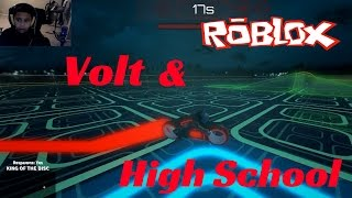 Download Roblox / Volts and High School Video