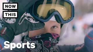 Download Paralympic Skier Stephanie Jallen Tells Her Powerful Story   Start Your Impossible   NowThis Video