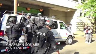 Download Portland ANTIFA start a riot... PROUD BOYS finish it warning″strong violence and language″ Video