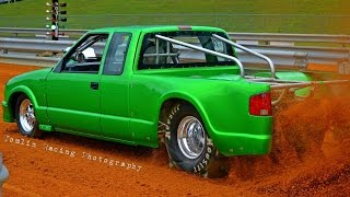 Download Newtown Dragway Pro Truck Dirt Drags 10/9/15 Video