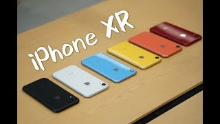 Download 搞机零距离:iPhone XR体验 六款彩虹色哪个最适合你? Video