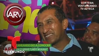 Download ″Lady Wuu″ fan de ″Menudo″ triunfa en las redes sociales | Al Rojo Vivo | Telemundo Video