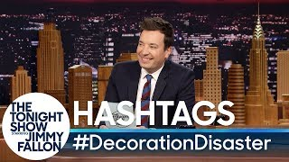 Download Hashtags: #DecorationDisaster Video