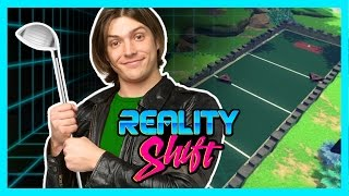 Download VR GOLF IS DANGEROUS! (Reality Shift) Video