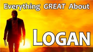 Download Everything GREAT About Logan! Video