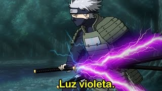 Download El amedrentador NUEVO JUTSU de Kakashi Hatake, sexto HOKAGE | Dash Aniston Video