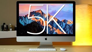 Download 2017 5K iMac Review - Faster, Lower Price, and an Amazing display! Video