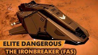 Download Elite Dangerous - Meet The Ironbreaker (Federal Assault Ship) Video