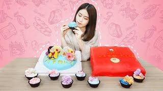 Download E38 How to make fondant cakes in office? | Ms Yeah Video