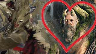 Download God of War - The Romance Between Mimir and the Queen of the Valkyries Video