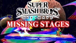 Download Super Smash Bros. Ultimate Missing Stages Video