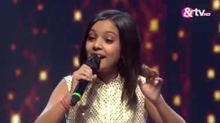 Download Nishtha - Tere Bina - Liveshows - Episode 21 - The Voice India Kids Video