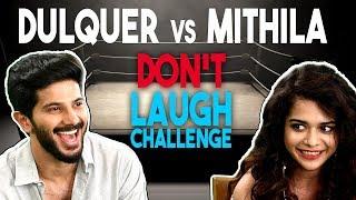 Download Don't Laugh Challenge   Dulquer Salmaan VS Mithila Palkar Video